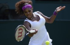 Centre court: Serena Williams survives Zheng Jie scare