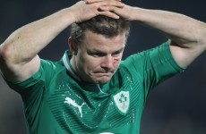 O'Driscoll expects heroism in Hamilton