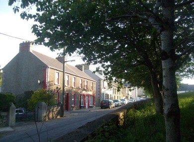 File: Part of the village of Kerrykeel