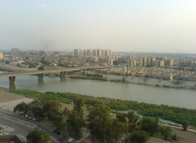 Baghdad (File photo)