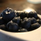 Blueberries: This little blue fruit is said to boost memory capability, prevent heart disease and provide an excellent source of anti-oxidants. Food and beverage providers are embracing the healthy qualities of the berry with products like Ben and Jerry's blueberry Greek frozen yoghurt and Pringles blueberry flavoured crisps. (jordanmit09/Flickr)