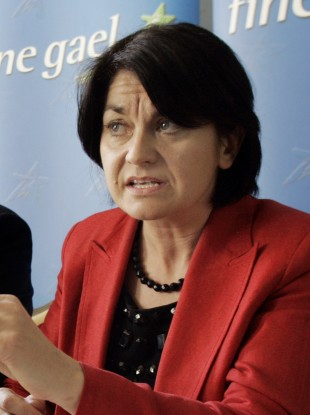 Fidelma Healy-Eames said she had expected to be able to buy a ticket on the train from Galway to Dublin, as she had done previously.