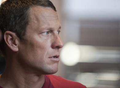 Lance Armstrong: battle for reputation. 