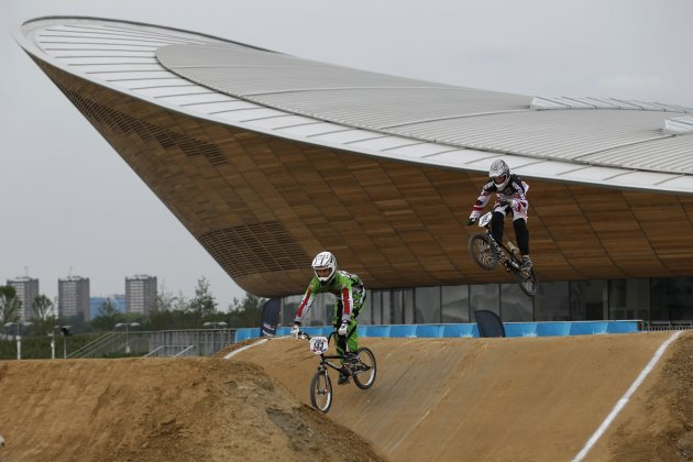 Britain BMX Supercross World Cup