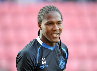 Rodallega has signed a three-year deal with Fulham.