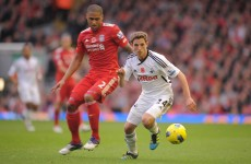 The Departures Lounge: Swansea's Allen not such a regular Joe