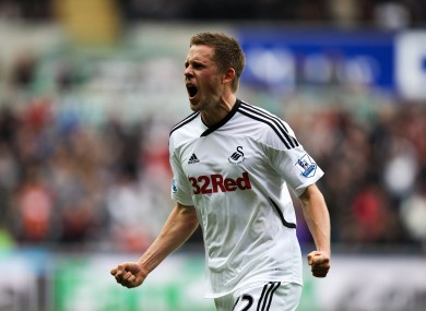 Gylfi Sigurdsson: starred for Swansea last season.
