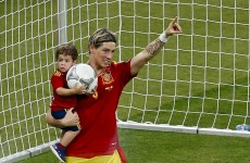 Not a bad season after all: Torres scoops Golden Boot award