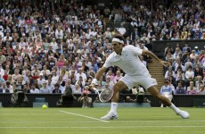 Business end: Federer to face Djokovic in Wimbledon semi-final