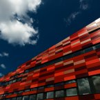 A general view of International House on the Jubilee Campus at Nottingham University. (PA)