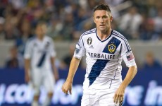 Welcome to Hollywood: Robbie Keane out to get one over his old team-mates