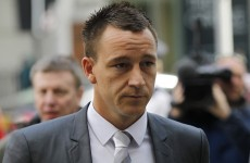 John Terry trial: Chelsea skipper waiting for racial abuse verdict