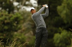 Woods labels rough at Royal Lytham 'almost unplayable'