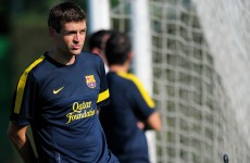 Gouge, what gouge? Vilanova has no grudge with Mourinho