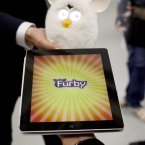 The new Furby (Photo: John Phillips/PA Wire)