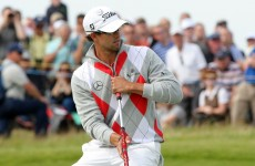 The Open 2012: Scott seizes four-stroke lead at Open
