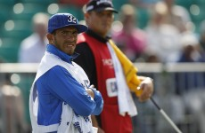 R&A chief says he's okay with Tevez caddying for Romero at the Open