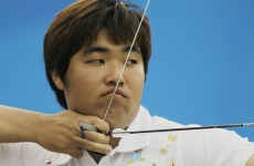 South Korean archer sets first world records of London 2012