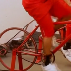 A prison in suburban Sao Paolo, Brazil, is having convicts pedal bikes to power some of the town's street lamps. Source: TimesLeader.com. (Pic: euronews-en via dailymotion)
