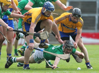 Limerick and Clare clash in Thurles this evening