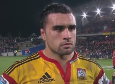 Liam Messam (file photo)