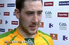 VIDEO: 'Ulster final victory means everything to Donegal' – McHugh