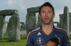 VIDEO: Hollywood gets Robbie Keane acting… kinda