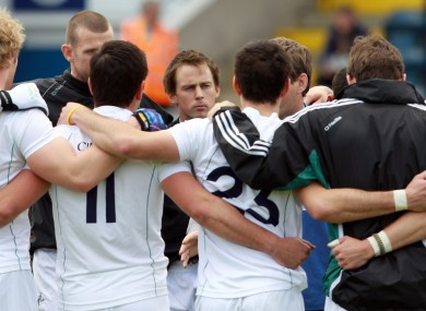 Circling the wagons: Kildare look to find form and progress to the quarter-finals