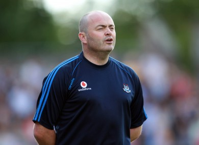 Anthony Daly is in line to stay in charge of Dublin.