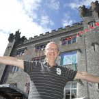 RTE Radio 1 presenter John Murray pictured at Castlepalooza  (Picture: Tony Kinlan)