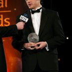 Picking up Young Player of the Year in 2002.
