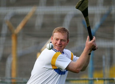 Tipp boss Declan Ryan.