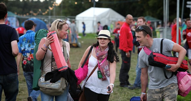 In pics: the first night of the Electric Picnic