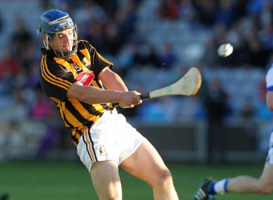 Ger Aylward will be in the Kilkenny line-up tomorrow night.