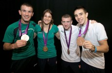 LISTEN: Air Traffic Control welcomes Ireland's Olympic team home