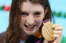 Paralympic gold winner Bethany Firth congratulated by ministers