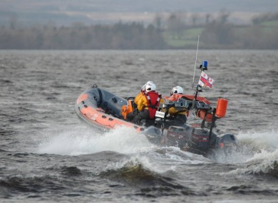 Lough Derg lifeboat (File photo)
