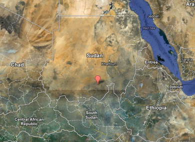 31 died in the plane crash in the Numa mountains in southern Sudan.