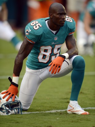 Chad Johnson: released on bail. 