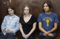 Pussy Riot members sentenced to two years in prison