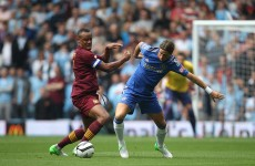 As it happened: Chelsea v Manchester City, Community Shield