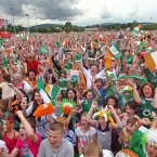 Boxing, London 2012 Olympic Games, The Shorline Leisure Complex, Bray, Co. Wicklow 9/8/2012