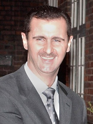 ndated file photo of Syrian President President Bashar al-Assad