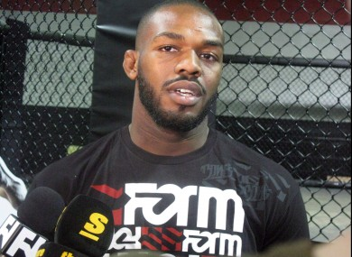 Jon Jones is the first champion in UFC history to refuse to defend his title.
