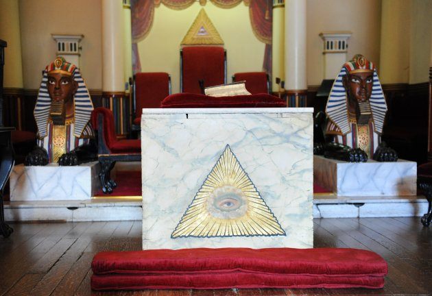23/8/2012 Freemasons Hall on Molesworth Street