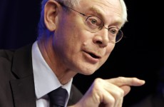 Ireland making 'such good progress on all fronts' – Van Rompuy