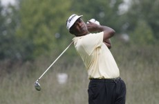 Singh edges ahead of Woods and McIlroy at BMW Championship
