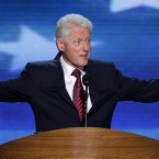 """If you want a 'you're-on-your-own, winner-take-all' society, you should support the Republican ticket. If you want a country of shared prosperity and shared responsibility — a we're-all-in-this-together society — you should vote for Barack Obama and Joe Biden."" – Former US president Bill Clinton gives a strong endorsement of the current administration at the Democratic National Convention."