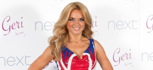 Geri Halliwell for Next photocall - London