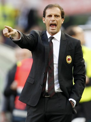 Milan Coach Massimiliano Allegri feels sorry for banned Juventus coach Antonio Conte.